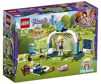 LEGO Friends Juego de construcciones con 119 piezas Entrenamiento de fútbol de Stephanie, Friends 41330 lego