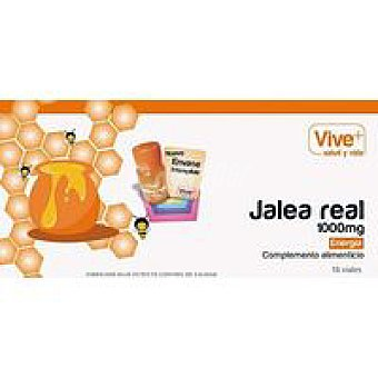 VIVE+ Jalea Real Adultos 10 u
