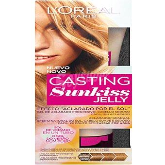 Casting Crème Gloss L'Oréal Paris Gel de aclarado progresivo cabello sedoso para cabello de rubio oscuro a rubio claro Sunkiss Jelly caja 1 unidad
