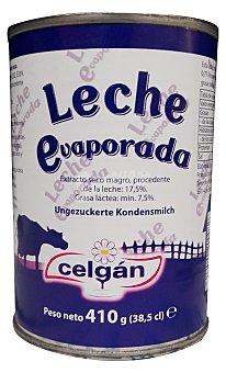 Celgan Leche evaporada Bote 400 g