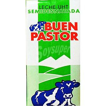 El buen pastor Leche Semidesnatada Brik 1 litro