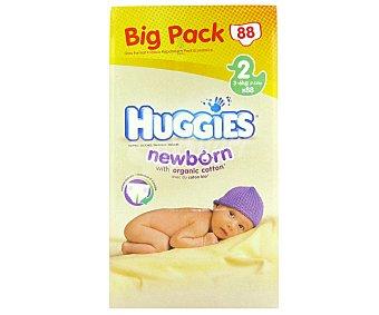 Reutilizada Pañales para Recién Nacido Talla 2 (3-6 Kg) New Born Reutilizada