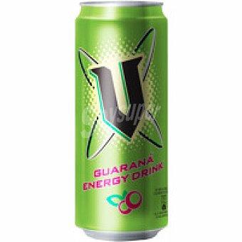 Bebida energética de guarana V Lata 25 cl