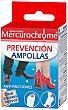 Esparadrapo Prevención Ampollas, 2 m 5 cm Mercurochrome 2 m Mercurochrome