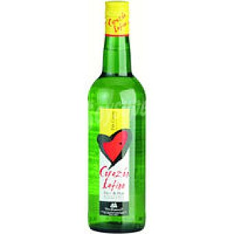 Corazón Latino Vino Pale Cream Botella 70 cl
