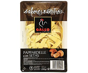 Gallo Pappardelle con Setas (pasta Fresca) 250 Gramos