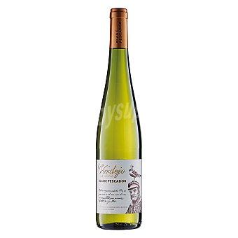 Blanc Pescador Vino blanco verdejo de aguja Botella de 75 cl