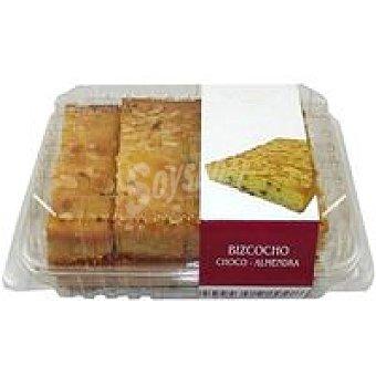 Dillepasa Bizcocho de choco-almendra 410 g
