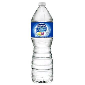 Aquarel Nestlé Agua mineral natural Botella 2 l