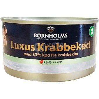 BORNHOLMS Carne de cangrejo Lata 121 g
