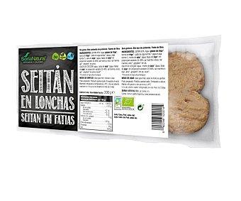 Soria Natural Seitán en lonchas siria natural 300 g
