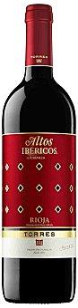 Soto de Torres Vino D.O. Rioja Altos Ibéricos tinto crianza 75 cl