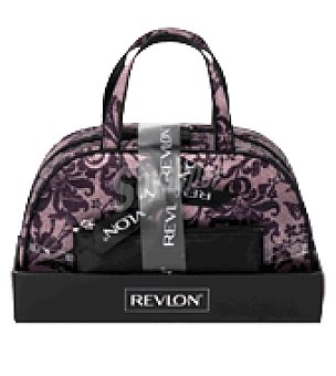 Revlon Set neceser negro 3 piezas 1 ud