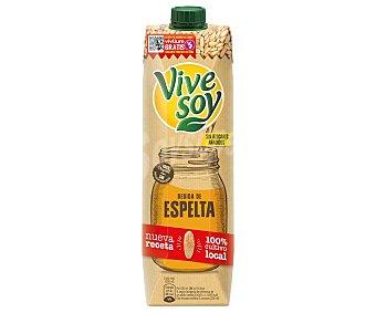 Vivesoy Bebida de espelta Brik 1 l