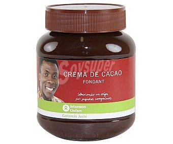Intermón Oxfam Crema de cacao fondant Intermón 400 g