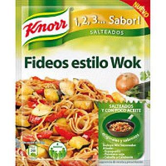 Knorr Fideo estilo wok Sobre 30 g