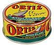 Atún claro en aceite de oliva 190 g Ortiz