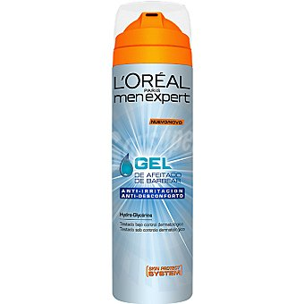 L'Oréal Men Expert gel de afeitar anti-irritación Spray 200 ml