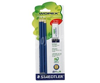 STAEDTLER  Lápices Pack 3