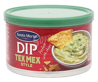 Santa Maria Salsa de guacamole tex mex ideal para los chips 250 g