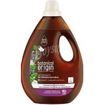 Botanical Origin Detergente gel lavanda Garrafa 35 dosis