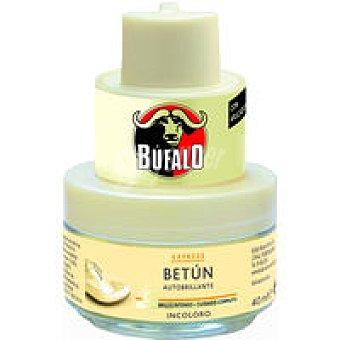 Calzado Crema incolora para búfalo 40 ml
