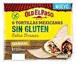 Tortillas Mexicanas ( 6 unidades ) 216 g Old El Paso