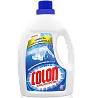 Colón Detergente gel azul 40 dosis