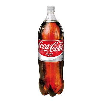 Coca-Cola Refresco cola light Botella 2 lt