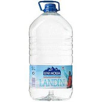 UNIAQUA Agua Garrafa 5 litros
