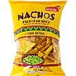 Nachos de maíz sabor natural Envase 200 g Aliada
