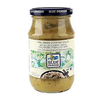 Blue Dragón Salsa de curry verde Tailandés para cocinar 370 g