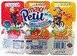 Petit frutas variadas maxi Pack 6 x 100 g - 600 g Hacendado