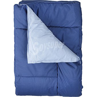Unit Colores New relleno nordico For Us en color tinta y celeste para cama 150 cm