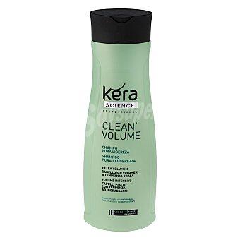 Les Cosmétiques Champú extra volumen - Kera Science 400 ml