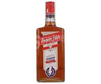 Thunder bitch Licor de whisky canadiense, chile y canela Botella de 70 cl