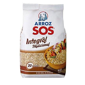 Sos Arroz integral tradicional Paquete de 1 kilogramo
