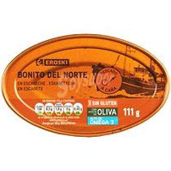 Eroski Bonito en escabeche Lata 111 g