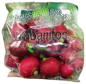 Rabanitos Paquete 250 g