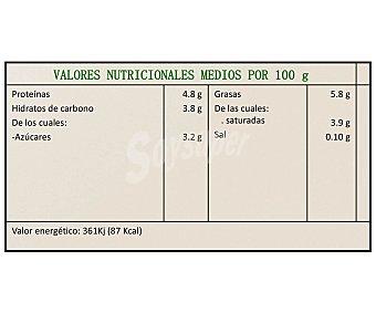 Vrai Yogur de oveja natural ecológico Pack de 2 unidades de 125 gramos