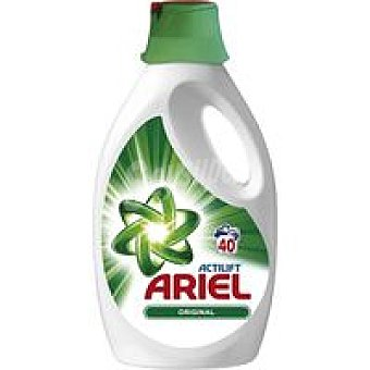 Ariel Detergente líquido Garrafa 40 dosis
