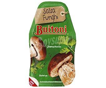 Buitoni Salsa Funghi Tarrina 140 g
