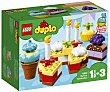Juego de construcciones con 41 piezas Mi primera celebración, Duplo 10862 lego  Lego duplo