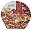 Pizza congelada boloñesa u 400 g Hacendado