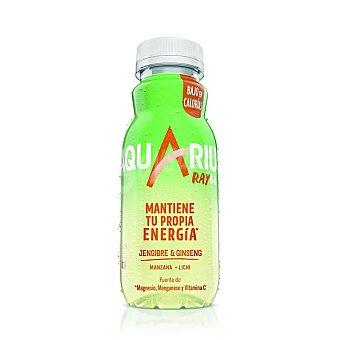 Aquarius Bebida refrescante funcional sabor manzana y lychee Raygo Botella 27,5 cl