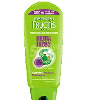 Fructis Garnier Acondicionador Hidra Rizos para cabellos rizados, ondulados 400 ml