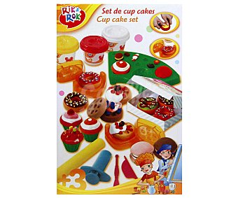 Rik&Rok Auchan Pasta Moldea Pasteles 1u