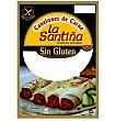 Canelones carne - Sin Gluten 300 g La Santiña