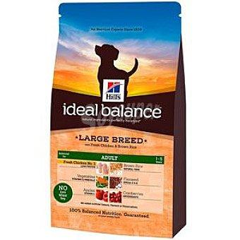 Hill's Hill's Ideal Balance Adult pollo y arroz integral Razas Grandes 12 kg