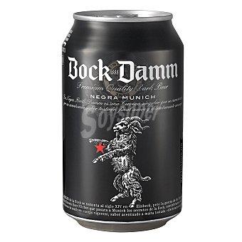 Bock-Damm Cerveza Lata de 33 cl